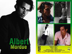 Albert Mordue