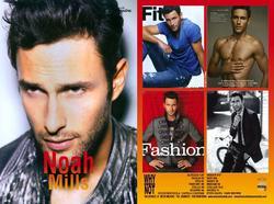 Noah Mills
