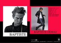 Baptiste demay