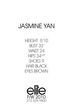 Jasmine Yan