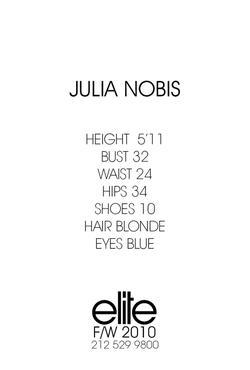 Julia Nobis