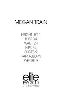 Megan Train