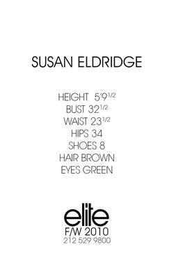 Susan Eldridge