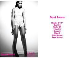 11 Dani Evans