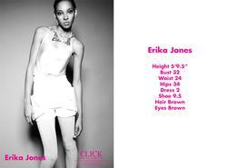 12 Erika Jones