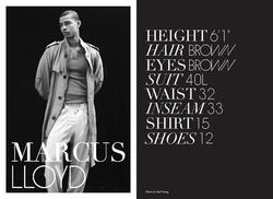 10 Marcus Lloyd