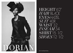 13 Dorian