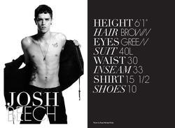 15 Josh Beech