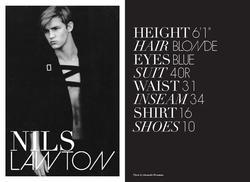 18 Nils Lawton