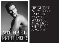 25 Michael Whittaker
