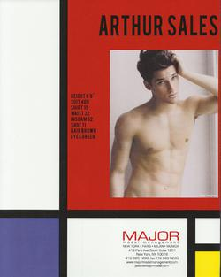 Arthur Sales