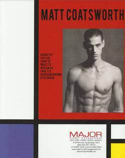 Matthew Coatsworth