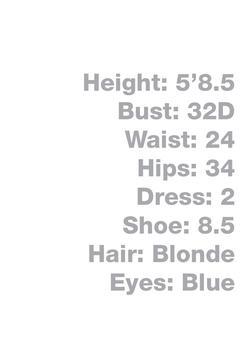 Ashley stats