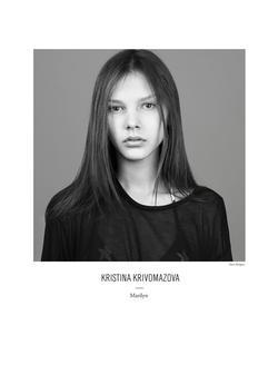 Kristina Krivomazova