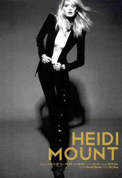 Heidi Mount