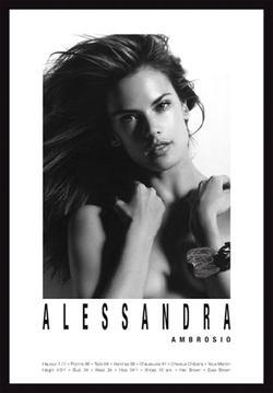 Alessandra -Ambrosio