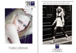 Yulia Lobova