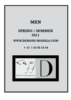 Show Men Cover Demons
