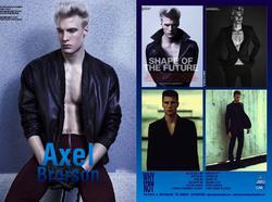 AXEL BRORSON