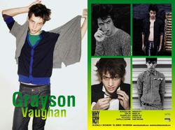 GRAYSON VAUGHAN