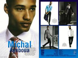 MICHAL AYEBOUA