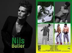 NILS BUTLER