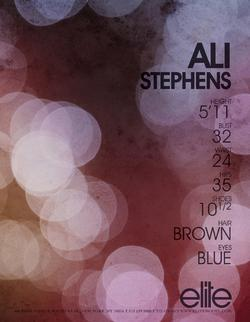 Ali Stephens