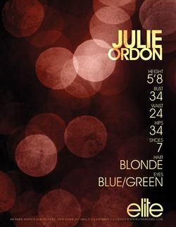 Julie Ordon