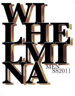 Wilhelmina Cover