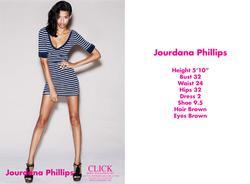 Jourdana Phillips