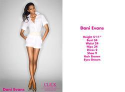 Dani Evans