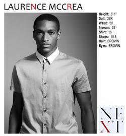 Laurence McCrea
