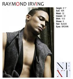 Raymond Irving