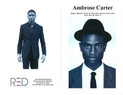 Ambrose Carter