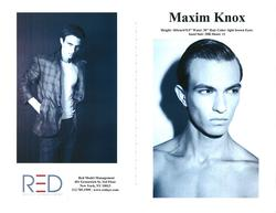 Maxim Knox