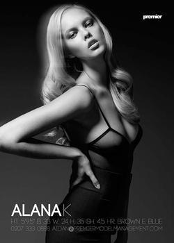 Alana K