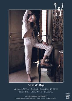 Anna de Rijk