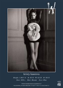 Kristy Kaurova