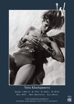 Yulia Kharlapanova