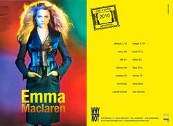 Emma Maclaren