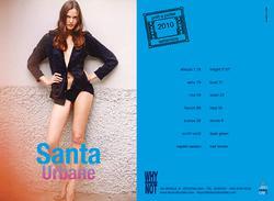 Santa Urbane