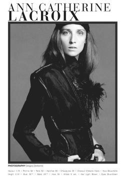 Ann Catherine Lacroix