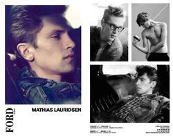 Mathias Lauridsen