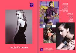 Lucia Dvorska