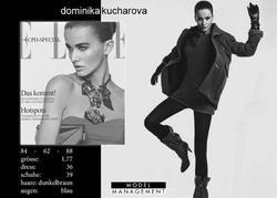 Dominika Kucherova