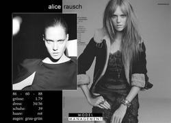 Alice Rausch