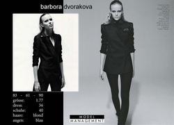 Barbora Dvorakova