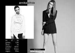 Annika Elfride