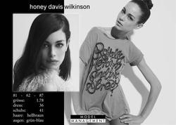 Honey Davis Wilkinson