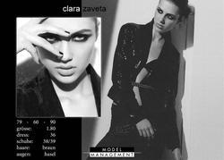 Clara Zaveta